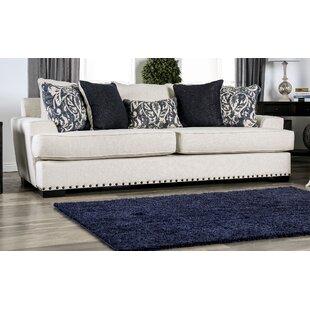 Shop Aisling T-Cushion Sofa by Longshore Tides