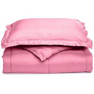 Compare Neutral All Season Down Alternative Comforter ByEbern Designs