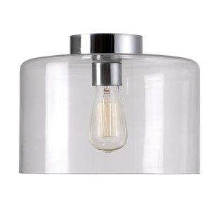 Clematite 1-Light Flush Mo..