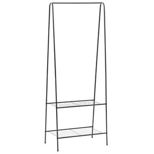 Caples 59cm Wide Clothes Rack By Rosalind Wheeler