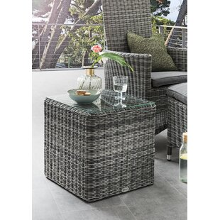 Rihamna Rattan Side Table Image