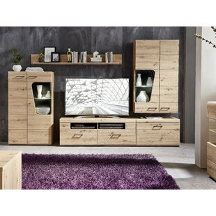 Lyra Entertainment Unit For TVs Up To 60