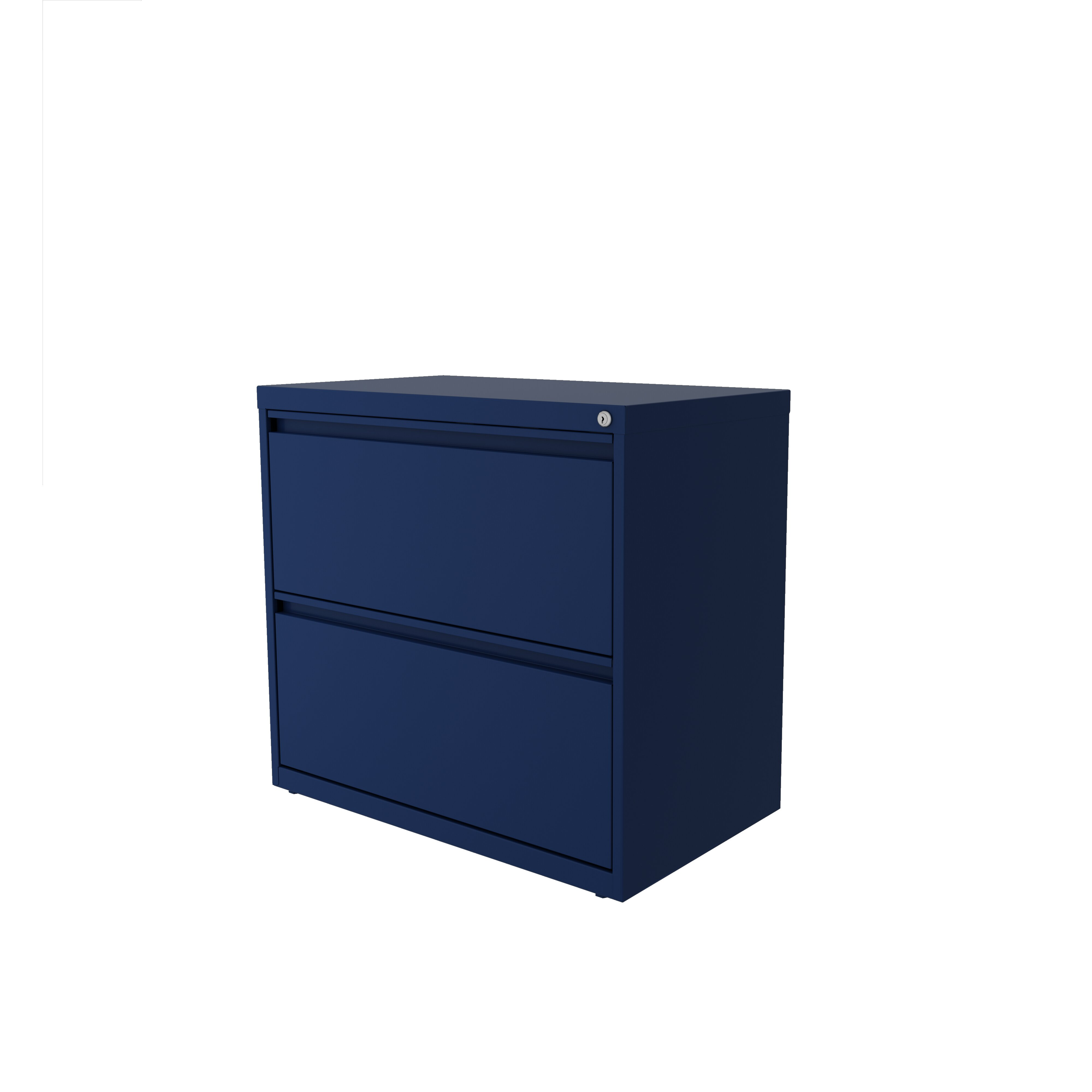 Blue Lateral Filing Cabinets You Ll Love In 2021 Wayfair