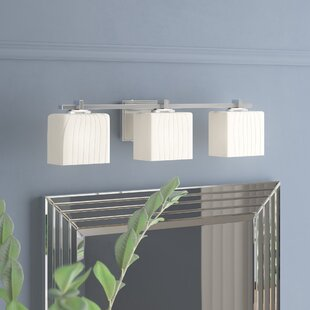 Brayden Studio Luzerne 3-Light LED Vanity Light
