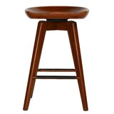 Saunderstown Swivel Bar & Counter Stool by Millwood Pines