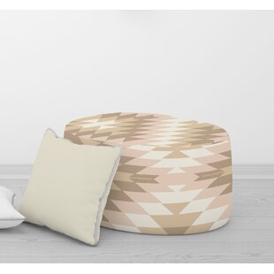 SAN PEDRO Pouf By Becky Baileyv by Bungalow Rose