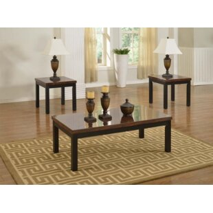 Strohl 6 Piece Coffee Table Set