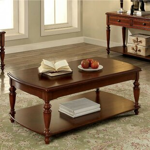 Knights Coffee Table with Storage