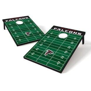 Tailgate Toss NFL Football..