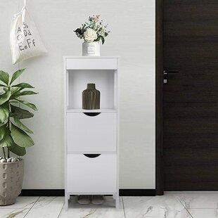 Barbrook 118 W x 35 H x 118 D FreeStanding Bathroom Cabinet by Winston Porter