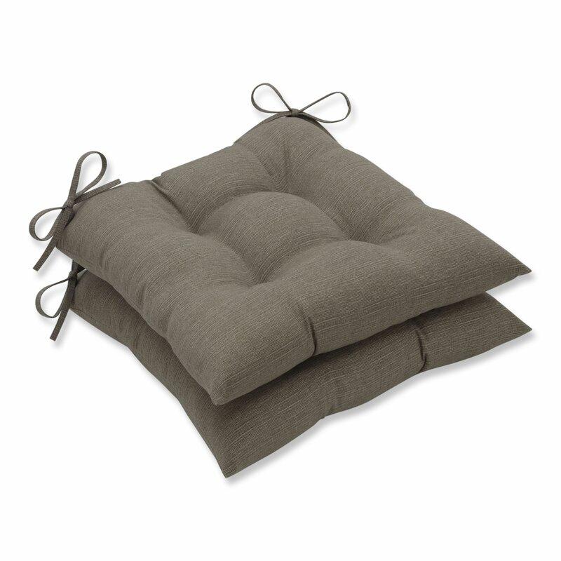 Winston Porter Siu Indoor Outdoor Dining Chair Cushion Reviews Wayfair