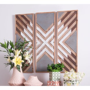 3 Piece Corners Wall Décor Set