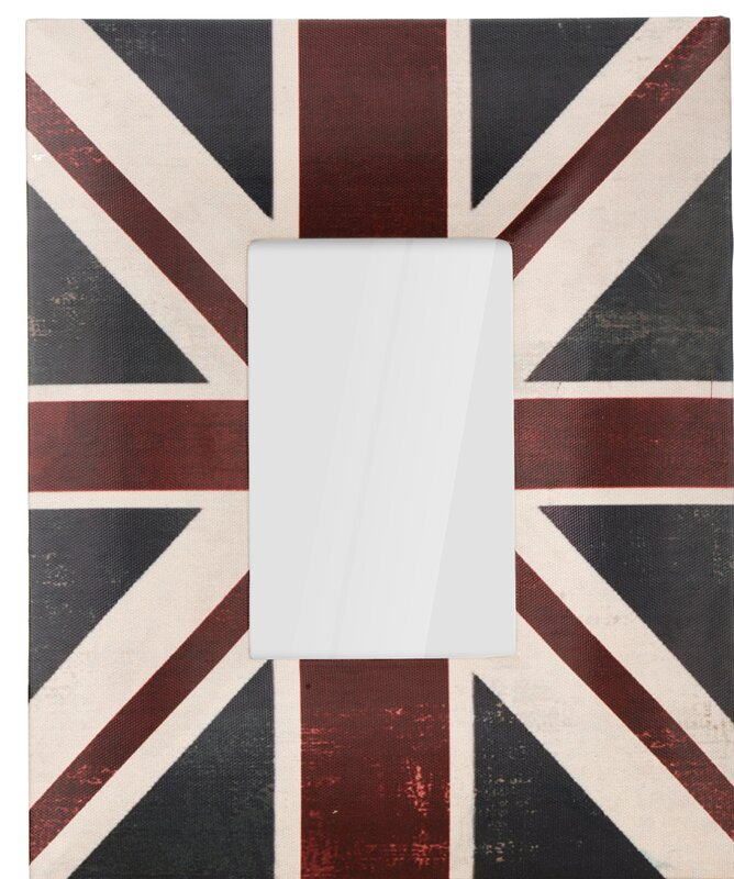 All Home Stehrahmen Union Jack & Bewertungen | Wayfair.de