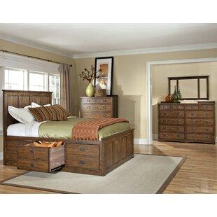 Boehme Panel Configurable Bedroom Set byFoundry Select