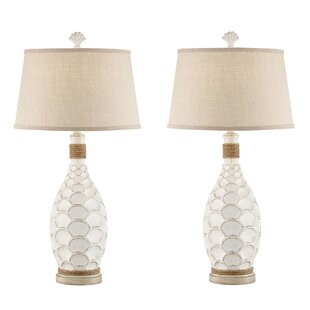 Altair Rope 33 Table Lamp (Set of 2)