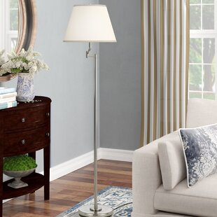 Find the perfect Waterville 60 Swing Arm Floor Lamp By Three Posts