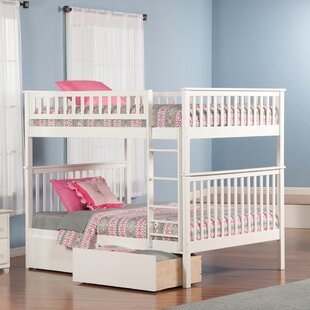 Buy clear Shyann Bunk Bed with Storage by Viv + Rae Reviews (2019) & Buyer's Guide