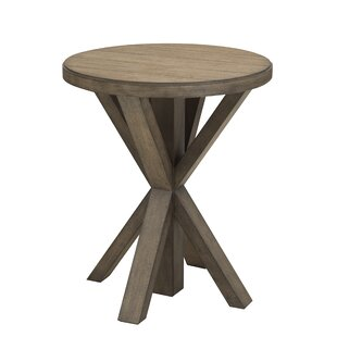 Aaron End Table by Ophelia & Co.