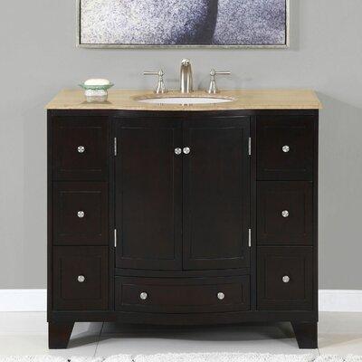 Catherin 40 Single Bathroom Vanity Set