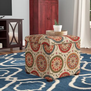 Bischof Cube Ottoman by Andover Mills