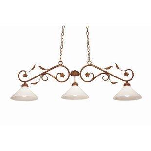 2nd Ave Design Bordeaux 3-Light Pendant