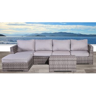 Pierson 3 Piece Sectional Set with Cushions