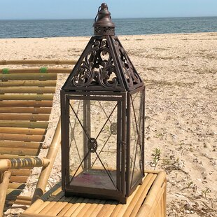 Affordable Price French Country Metal Lantern By Fleur De Lis Living