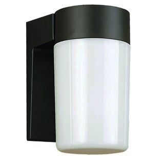 Ebern Designs Clinchport 1-Light Outdoor Wall Lantern