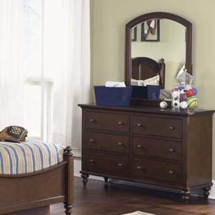 Compare & Buy Middlesbrough 6 Drawer Double Dresser by Harriet Bee Reviews (2019) & Buyer's Guide