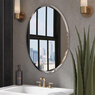 Kayden Bathroom Mirror By Wade Logan