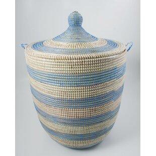 Fairlaine Laundry Basket By Bay Isle Home