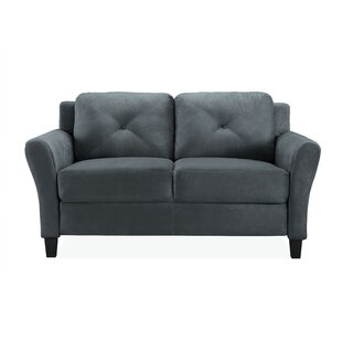 Affordable Price Liston Loveseat by Winston Porter Reviews (2019) & Buyer's Guide