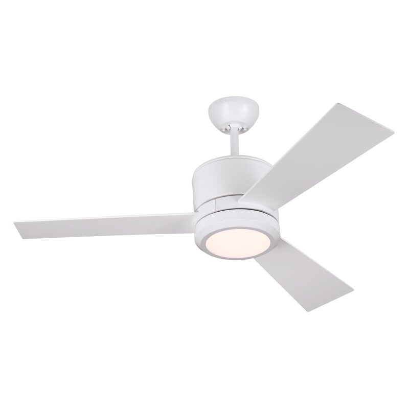 42 Fort Hamilton 3 Blade Led Ceiling Fan With Remote