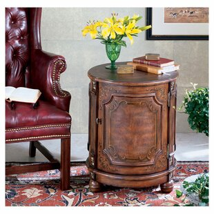 Domek End Table by Astoria Grand