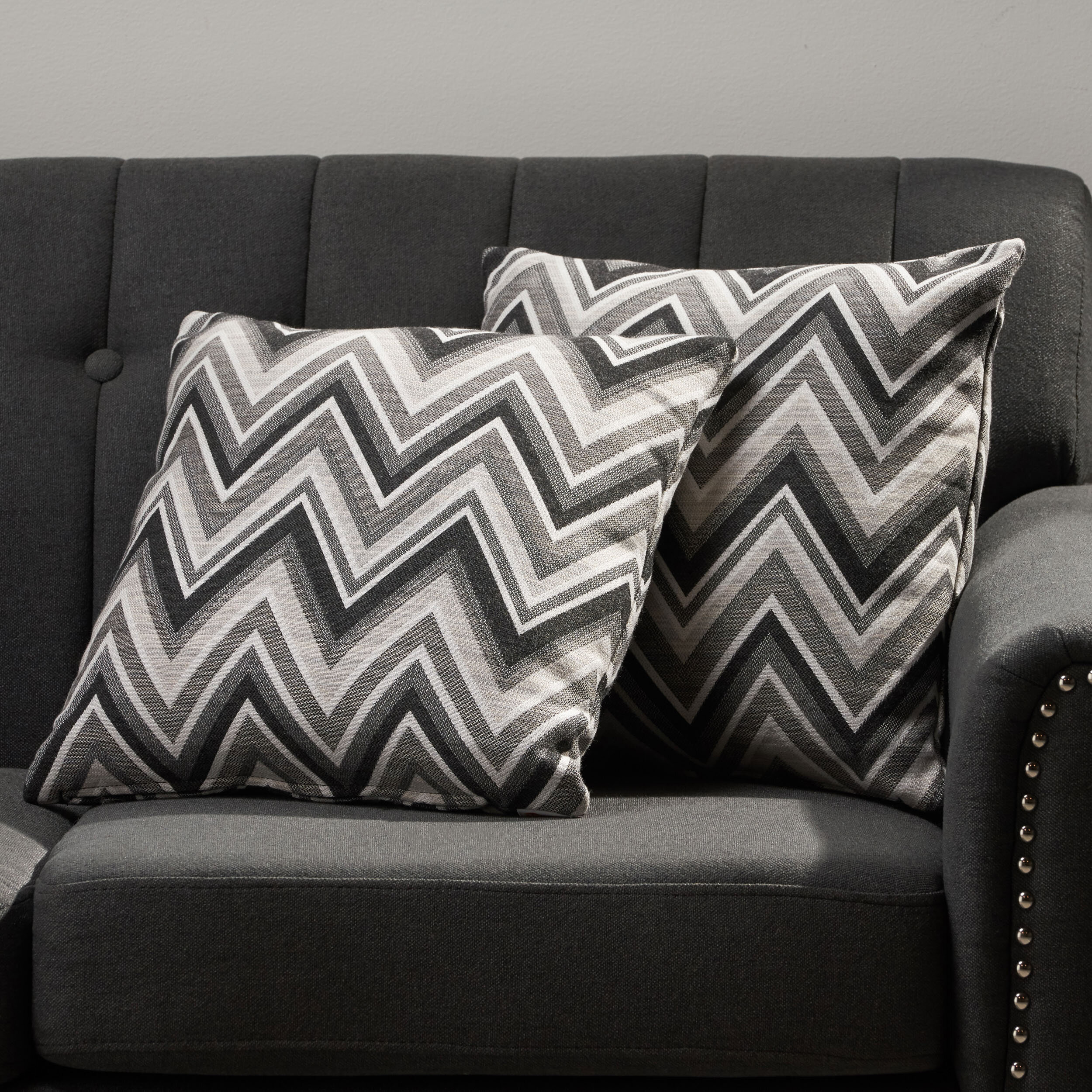 Home Loft Concepts Outdoor Square Pillow Cover Insert Wayfair