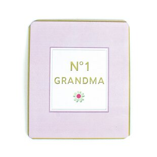 Number 1 Grandma Free Standing Magnetic Board By 17 Stories