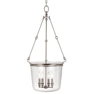 Darby Home Co Edington 4-Light Urn Pendant
