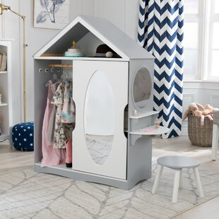 Affordable Dress Up Armoire by KidKraft Reviews (2019) & Buyer's Guide