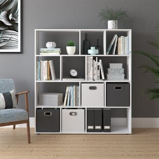 Batesville Bookcase By Mercury Row