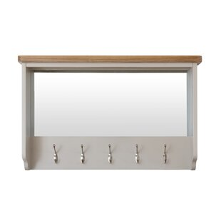 Candi Wall Mounted Coat Rack By August Grove