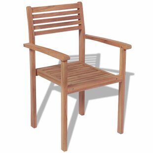 Mart Stacking Garden Chair (Set Of 4) By Sol 72 Outdoor