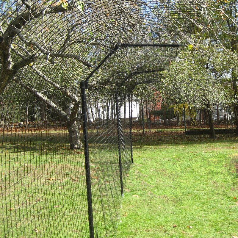 Free Standing Trellis: Purrfect Fence Free-Standing Fence Enclosure System Cat