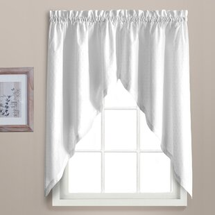 Dorothy Swag Kitchen Curtain By United Curtain Co.