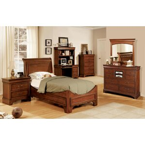 Riegel Panel Configurable Bedroom Set by Darby Home Co