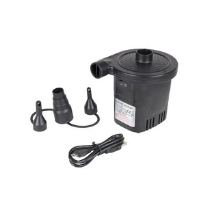 Paisley Rechargeable USB Air Bed Pump By Sol 72 Outdoor