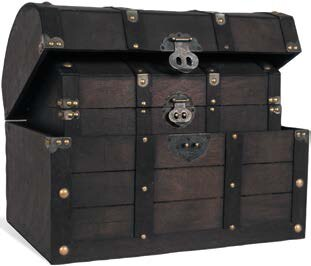 Etonnant Yarborough 2 Piece Barrel Chests Trunk Set