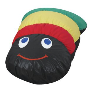 Caterpillar Bean Bag Chair by Children's Factory