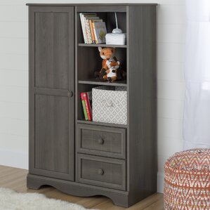 Andover 2 Drawer Combo Dresser by South Shore