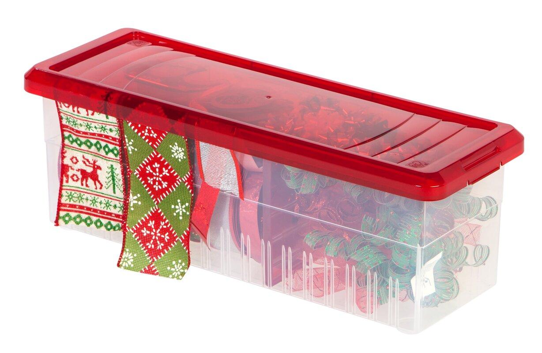 Perfect Ribbon Gift Wrap Storage