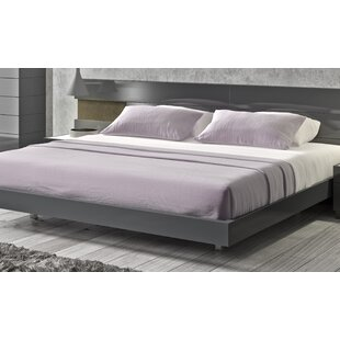 Wade Logan Boyertown Platform Bed